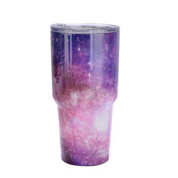 European Cup 30OZ Star Ice Color And Ice Cold Vacuum Insulation 304 Stainless Steel Beer - DAHLIA DAHLIA