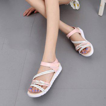 The Wedge Heel of The Student Sandals - 39 39