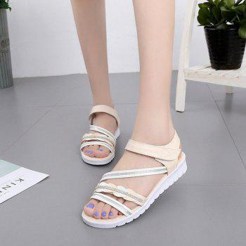 The Wedge Heel of The Student Sandals - 36 36