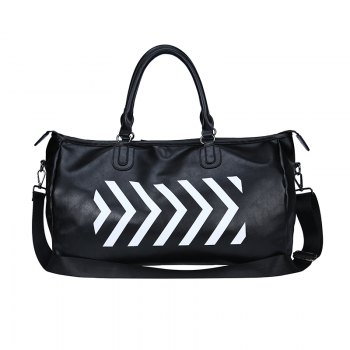 Luxury Business Water Resistant Polyester Nylon Travel Duffel Bag