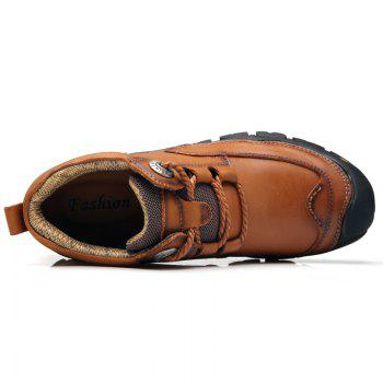 Men'S Boots for Men'S Short Boots and Anti-Skid Boots in Winter - 41 41