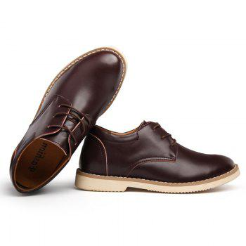 Shoes for Men Business Leather Shoes Men'S Office Shoes Casual Leather Shoes - 44 44