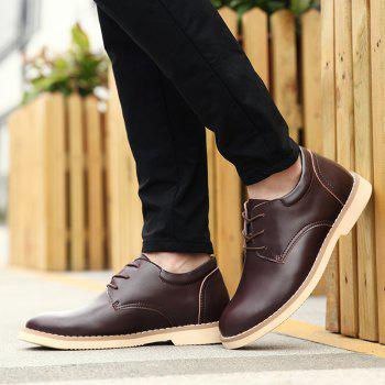 Shoes for Men Business Leather Shoes Men'S Office Shoes Casual Leather Shoes - 40 40
