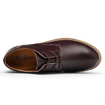 Shoes for Men Business Leather Shoes Men'S Office Shoes Casual Leather Shoes - 38 38