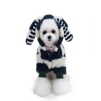 Lovoyager A03 Dog Winter High Quality Soft Thermal Coat - GREEN GREEN