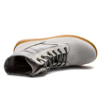 High Help Leisure Personality Pu Board Shoes - 42 42