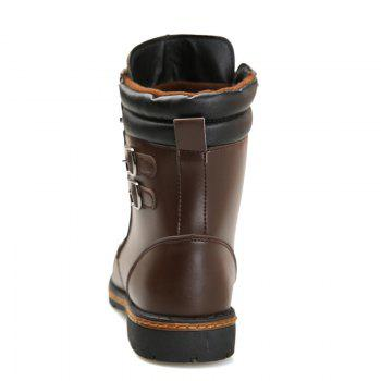Men 'S Shoes Fashion Martin Boots High Boots - 43 43