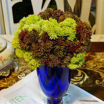 1 Branch Simulation Berry Home Decoration Artificial Flower -  GREEN