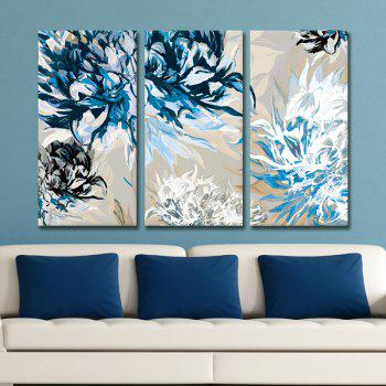 DYC 10050 3PCS Abstract Print Art Ready to Hang Paintings - COLORMIX