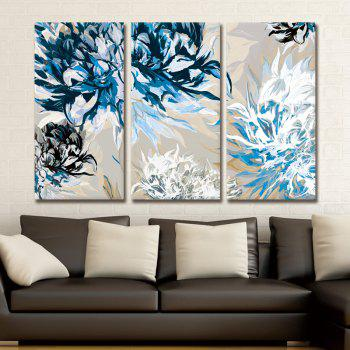 DYC 10050 3PCS Abstract Print Art Ready to Hang Paintings - COLORMIX COLORMIX