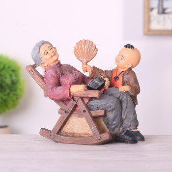 1PCS Home Decoration Cute Novel Accessories Ornament - RED RED