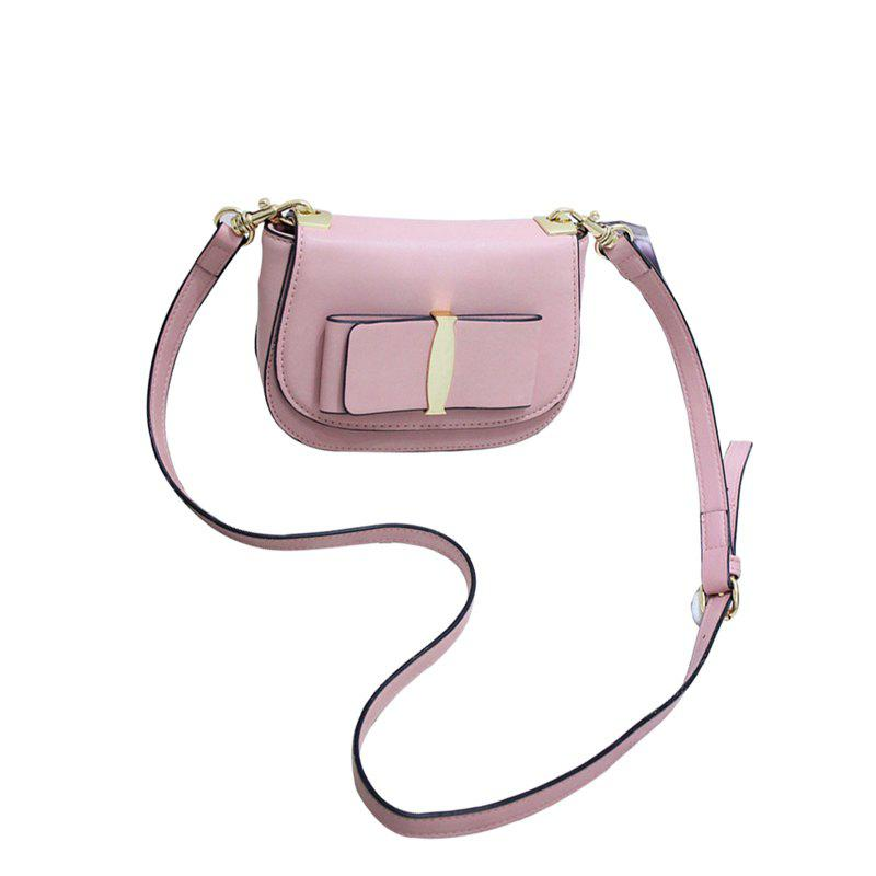 Women'S Single Shoulder Bag for The Han Edition Leisure and Simple Women Bag Summer Mini Bag - PINK