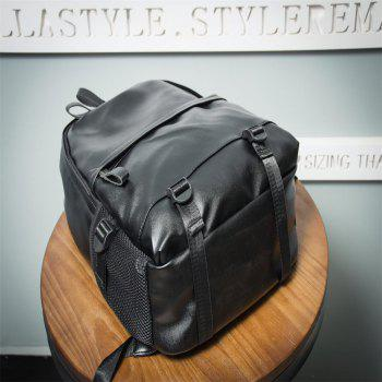 Sac à dos à la mode Casual Men - Noir