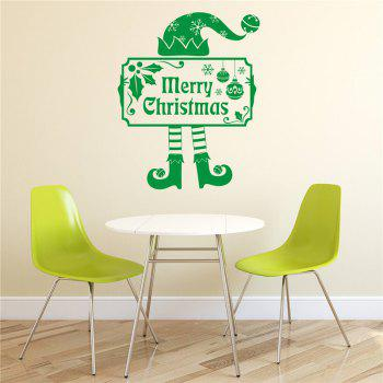 christmas wall cheap casual style online free shipping at fireplace wall decal sticker fireplace wall sticker murals
