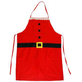 WS Cooking Apron Kitchen Tools Set Hot Selling Sleeveless Cloth Retro Apron Christmas Aprons for Wommen - AMERICAN BEAUTY