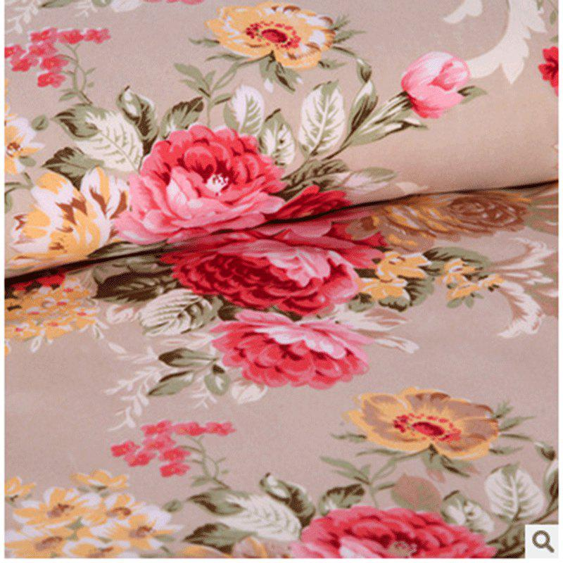 Four Sets Of Plant Cashmere - PINK