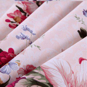 Cotton Bed Sheet - AMERICAN BEAUTY