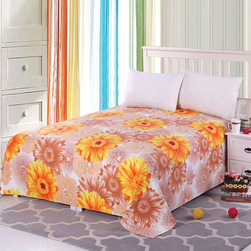 Cotton Bed Sheet - DAISY