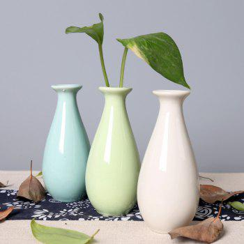 792 1PCS Creative Simple Ceramic Vase Tableware -  LIGHT BLUE