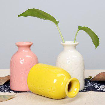 794 1PCS Household Tableware Ceramic Aromatherapy Bottle -  YELLOW