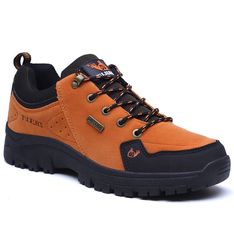 Men's Outdoor Sports Non-slip Hiking Shoes - JACINTH 44