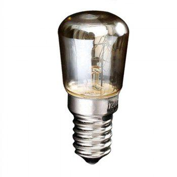 Oven Light Bulb E14 15W High Temperature 300 Degree Yellow Toaster Tungsten Filament Bulb - YELLOW YELLOW
