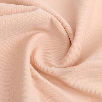 Ice Silk Softness Comfortable Fabric Ladies Safety Pants - APRICOT APRICOT