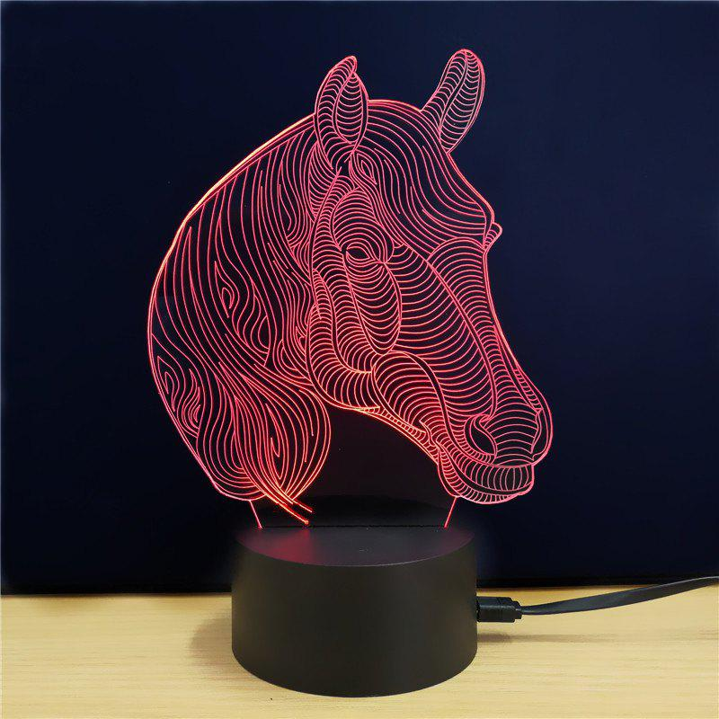 M.Sparkling TD081 Creative Animal 3D LED Lamp рекламный щит dz 5 1 j1d 081 jndx 1 s d
