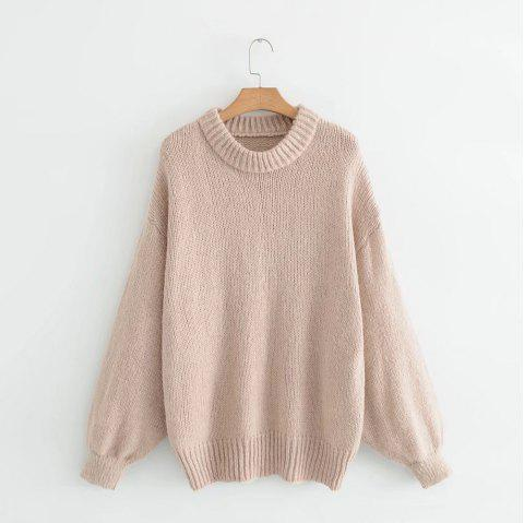 2017 New Ladies Mohair Sweaters - PAPAYA L