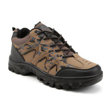Waterproof Hiking Breathable Men's Outdoor Shoes
