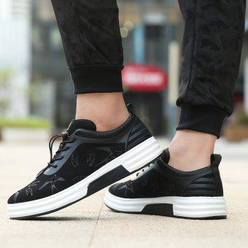 New Arrival Classics Style Men Running Sport Outdoor Jogging Walking Athletic Shoes39-44 - BLACK 44