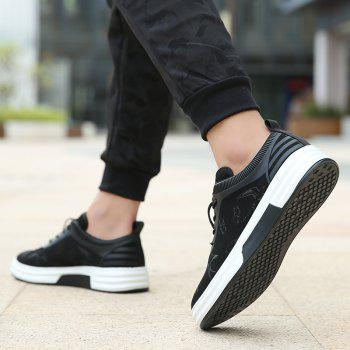New Arrival Classics Style Men Running Sport Outdoor Jogging Walking Athletic Shoes39-44 - BLACK 41