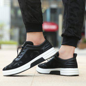 New Arrival Classics Style Men Running Sport Outdoor Jogging Walking Athletic Shoes39-44 - BLACK 42
