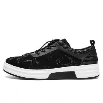 New Arrival Classics Style Men Running Sport Outdoor Jogging Walking Athletic Shoes39-44 - BLACK BLACK