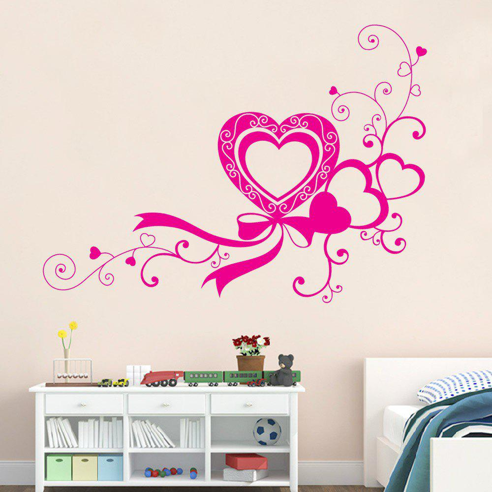 Dsu pink love vines simple wall art sticker pink x cm in dsu pink love vines simple wall art sticker pink 953 x 771cm amipublicfo Choice Image