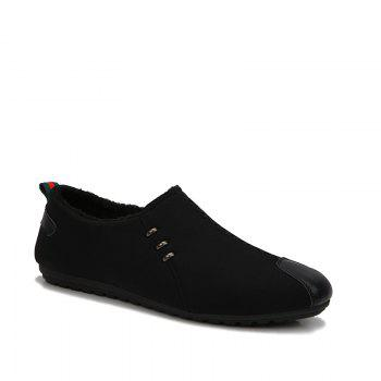 Winter Warm Fashion Loafers