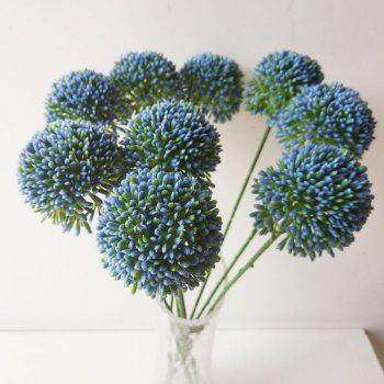 LmDec Modern Artificial Flower for Home Decoration - BLUE