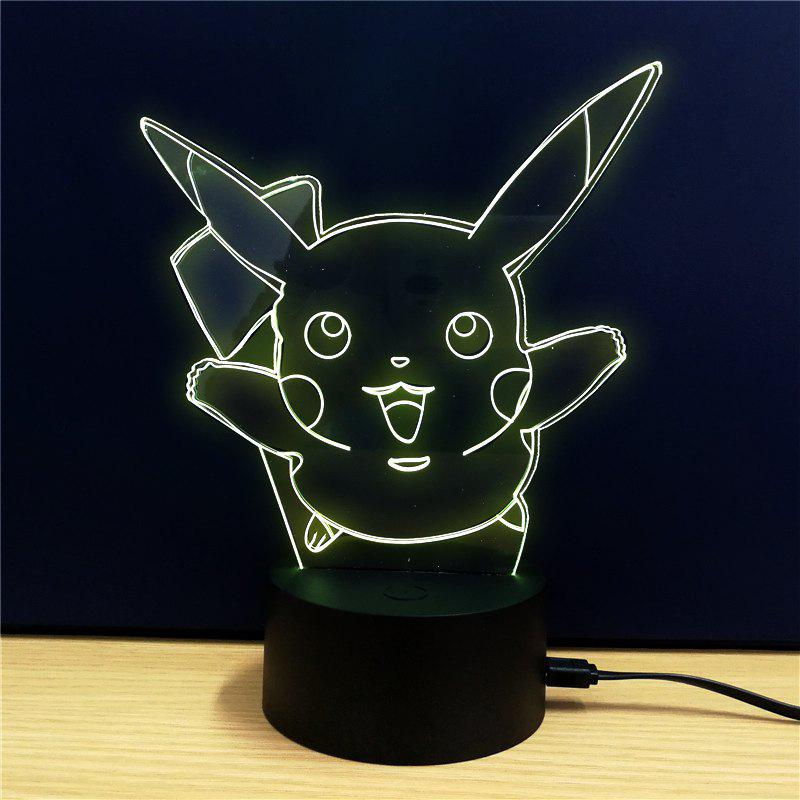M.Sparkling TD111 Creative Cartoon 3D LED Lamp m sparkling td303 creative cartoon 3d led lamp page 8
