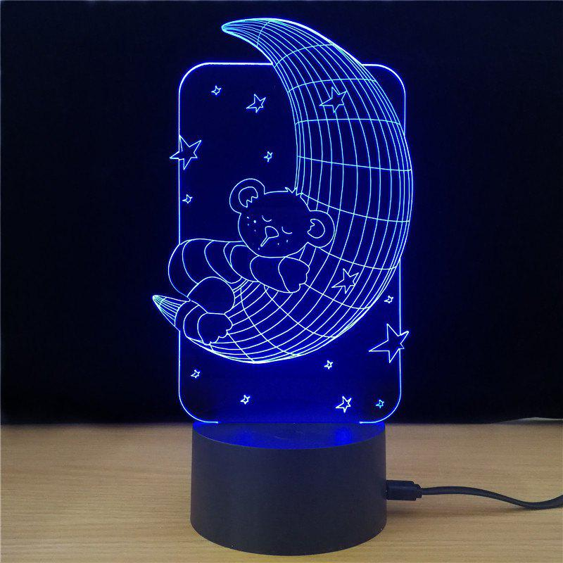M.Sparkling TD303 Creative Cartoon 3D LED Lamp m sparkling td303 creative cartoon 3d led lamp page 8