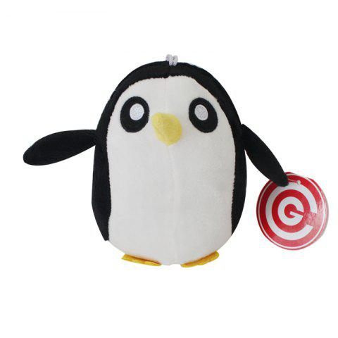 Penguin Style Plush Doll Stuffed Toy 6 inch - COLORMIX 6 INCH