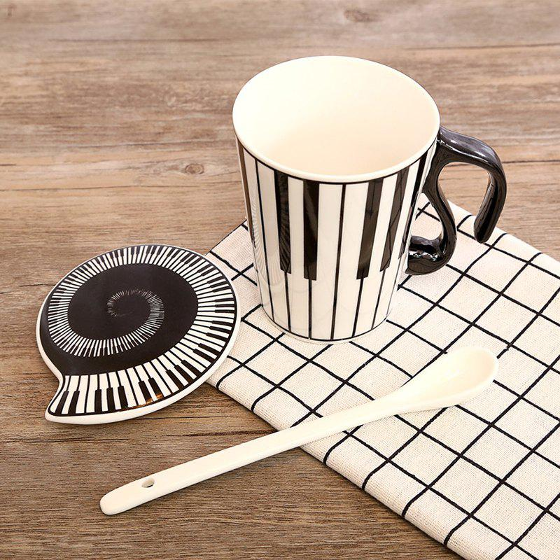 270ML Creative Musical Note Cup - STRIPE