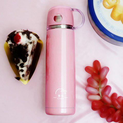 500ML Keep Warm Cup - PINK