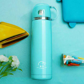 500ML Keep Warm Cup - BLUE BLUE