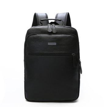 Simple Casual Pure Travel Backpack Business Laptop