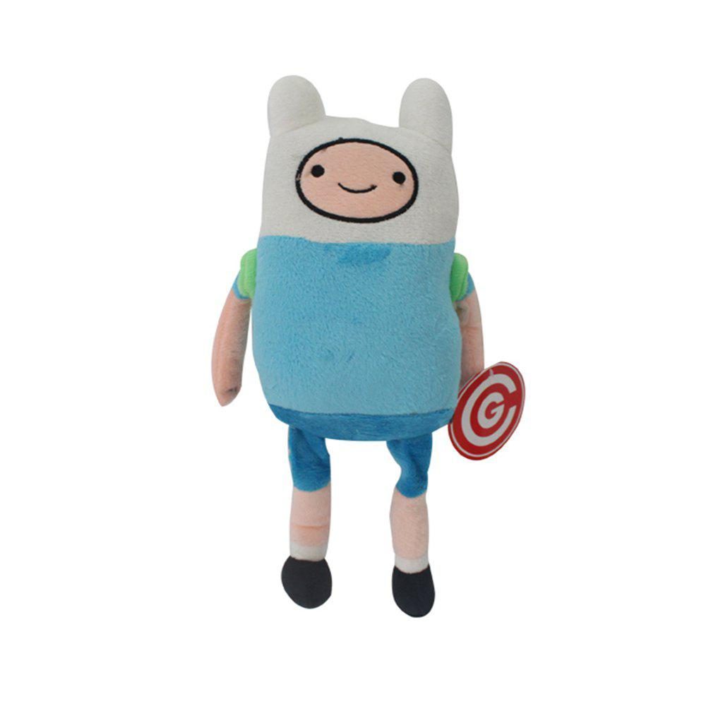 Cartoon Style Plush Doll Stuffed Toy 12 inch - COLORMIX 12 INCH