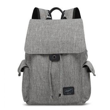 AUGUR Brand Backpack Multifunction USB Charging Men Women Casual Travel Teenager Student School Bag