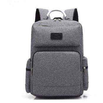AUGUR 2017 Fashion Men Backpack Oxford High