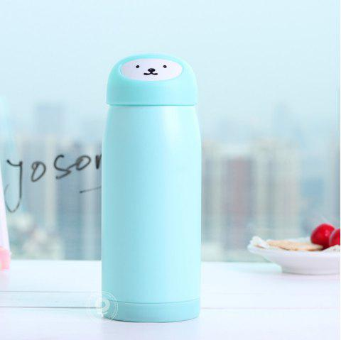 350ML Colorful Vacuum Cup - BLUE