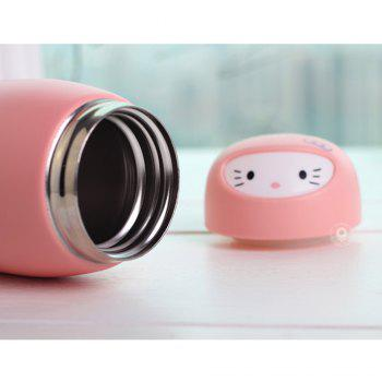 350ML Colorful Vacuum Cup - PINK