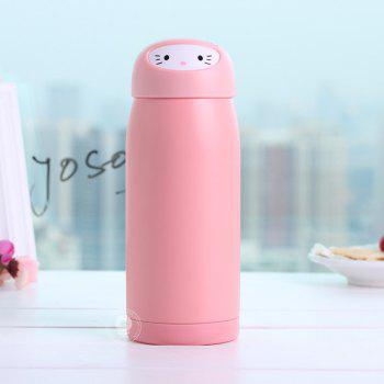 350ML Colorful Vacuum Cup - PINK PINK